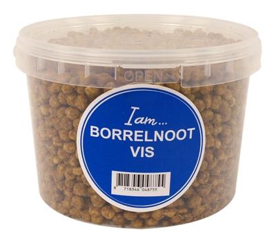 I am borrelnoot vis