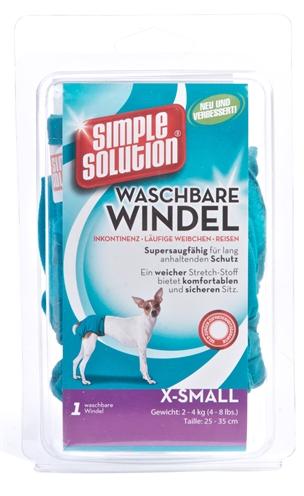 Simple solution luier wasbaar