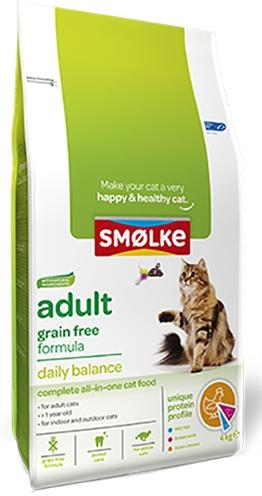 Smolke cat adult grain free