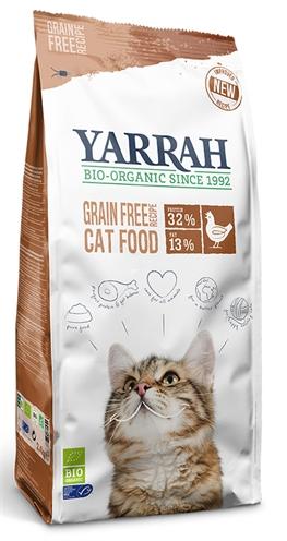 Yarrah cat adult graanvrij kip / vis