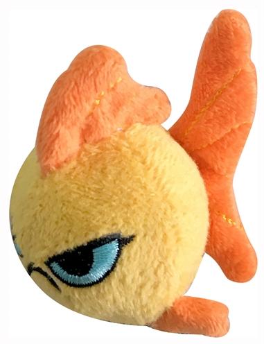 Grumpy goudvis bal