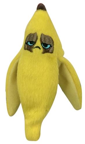 Grumpy bananen schil ritsel speelgoed