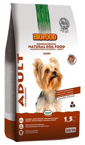 Biofood adult small breed