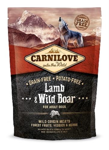 Carnilove lamb / wild boar adult