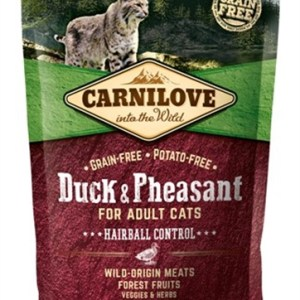 Carnilove duck / pheasant hairball
