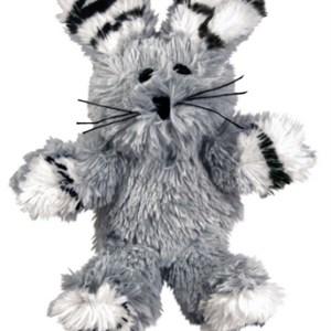 Kong cat softies fuzzy bunny assorti