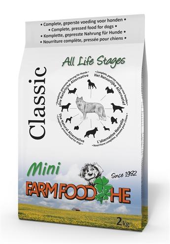 Farm food classic mini pup kleine rassen
