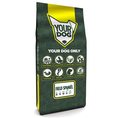 Yourdog field spaniËl pup