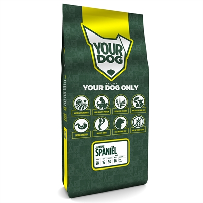 Yourdog japanse spaniËl pup