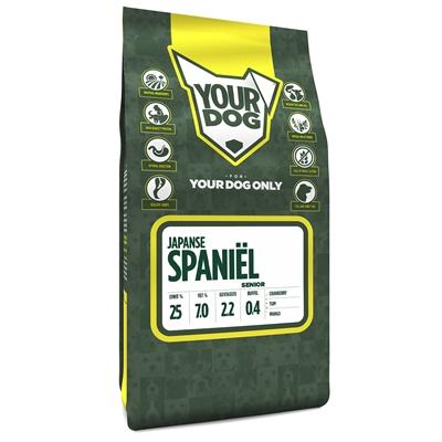 Yourdog japanse spaniËl senior