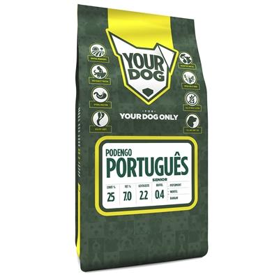 Yourdog podengo portuguÊs senior