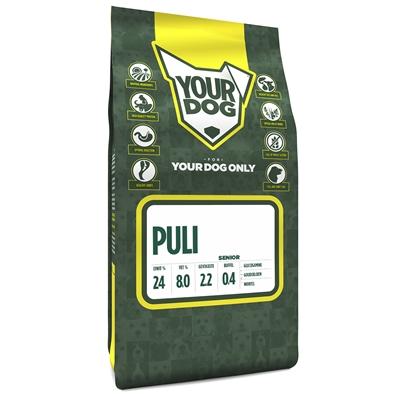 Yourdog puli senior