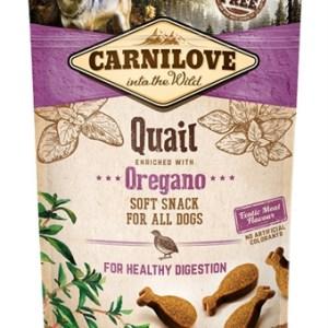 Carnilove soft snack kwartel / oregano