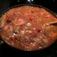 Een lekker bruinebonensoep recept voor koude dagen