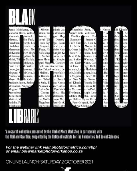 October 2: Black Photo Libraries launches