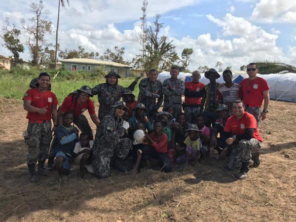 Bombeiros moçambique