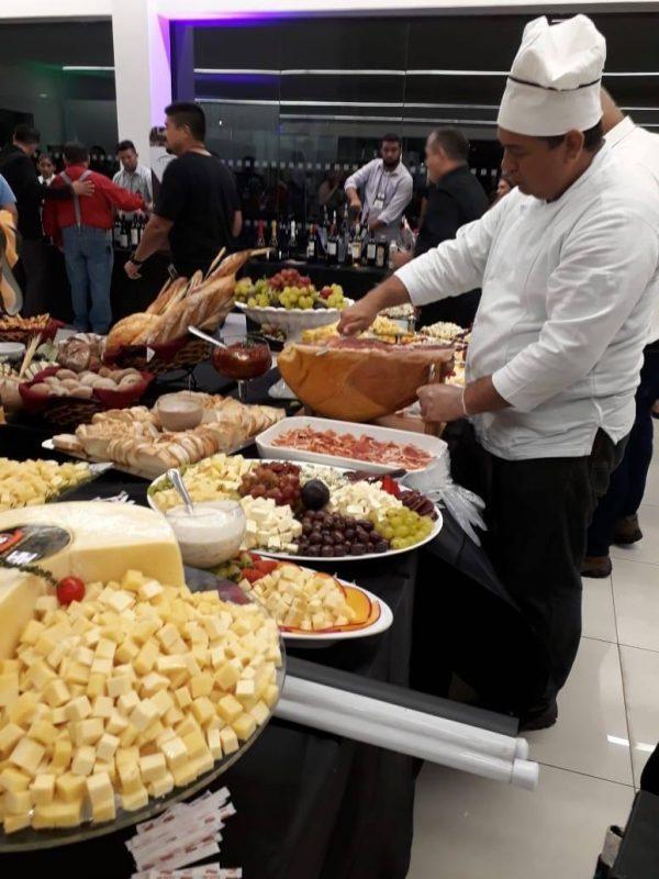 Feira Internacional de Vinhos na Amazônia