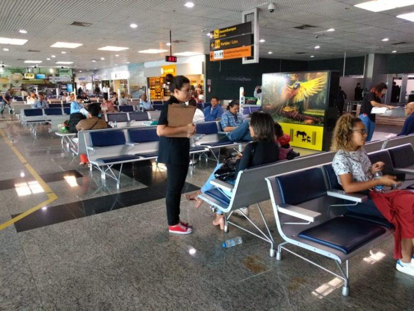 Amazonastur Aeroporto Covid-19