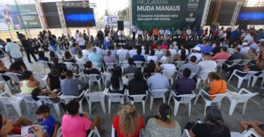 """programa """"Muda Manaus"""""""
