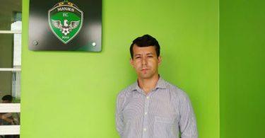 Manaus Futebol Clube Thiago Filgueiras