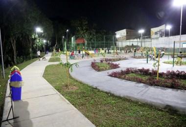 """programa """"Espaço Verde na Comunidade"""""""