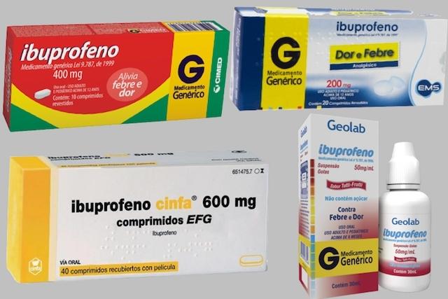 OMS Ibuprofeno