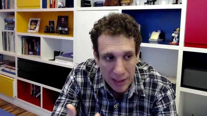 Economista Samy Dana