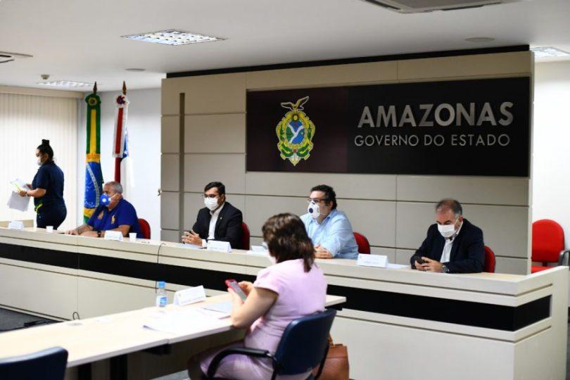 Covid-19 Governo do Amazonas