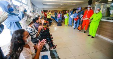 Hospital Delphina Aziz Covid-19 | Foto: Arthur Castro