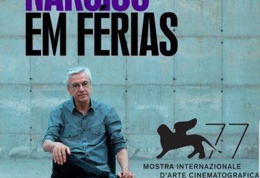 Caetano Veloso em Narciso em férias | Foto; internet