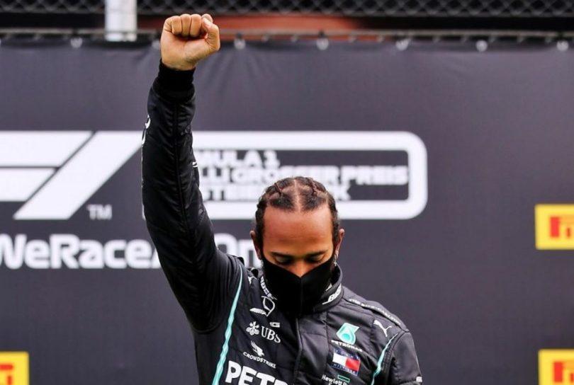 Fórmula 1 Lewis Hamilton