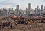 Explosão em Beirute | Foto: Internet