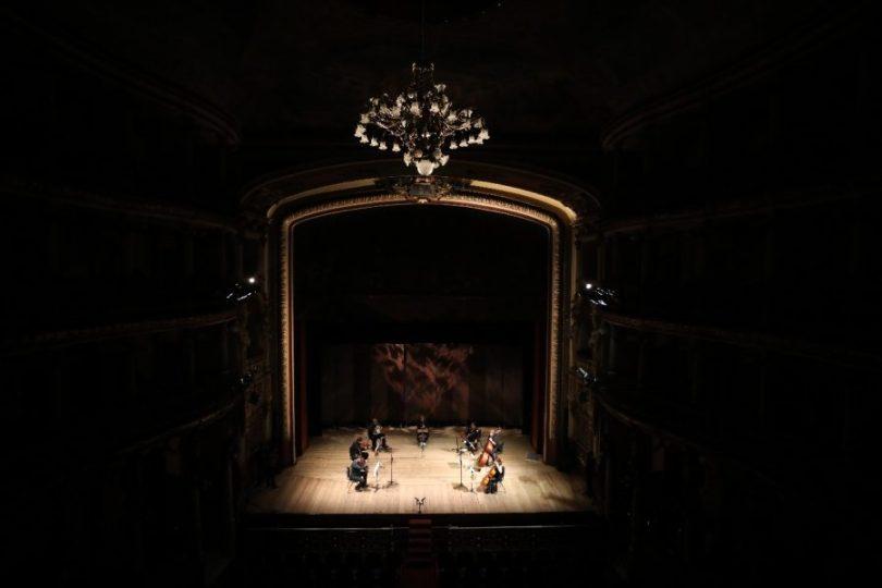 Teatro Amazonas / Reuters | FOTO Bruno Kelly