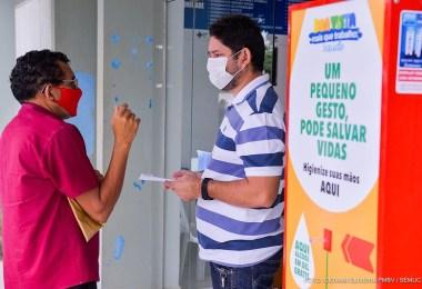 Covid em Roraima - Foto: SEMUC