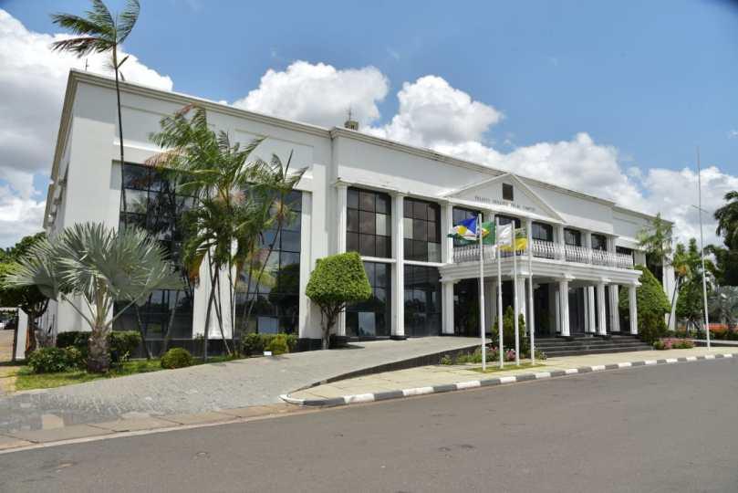 Palácio Senador Hélio Campos - sede do Poder Executivo. Imagem: Divulgação