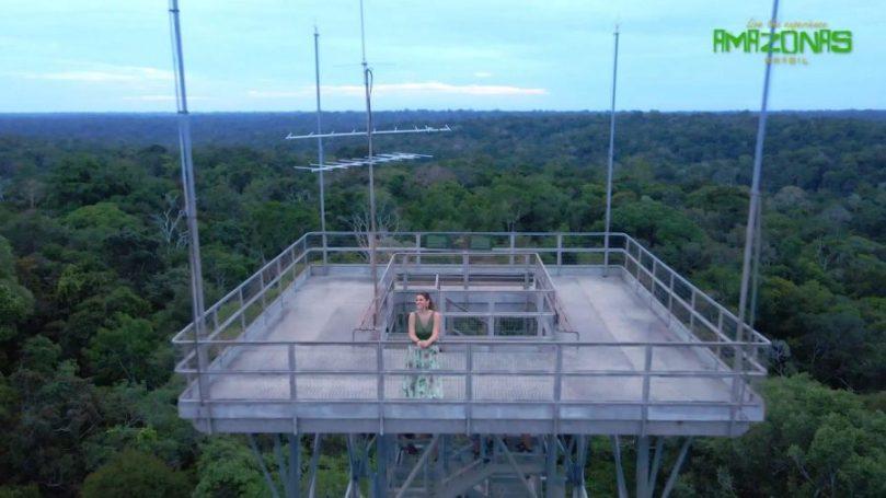 Vivian Amorim | Amazonastur | Foto: Divulgação/Secom
