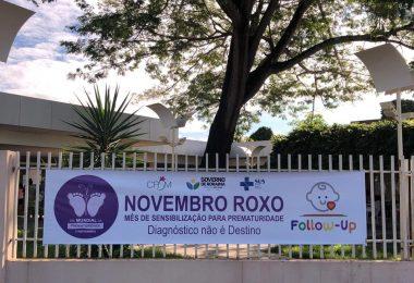 Novembro Roxo. Imagem Divulgação
