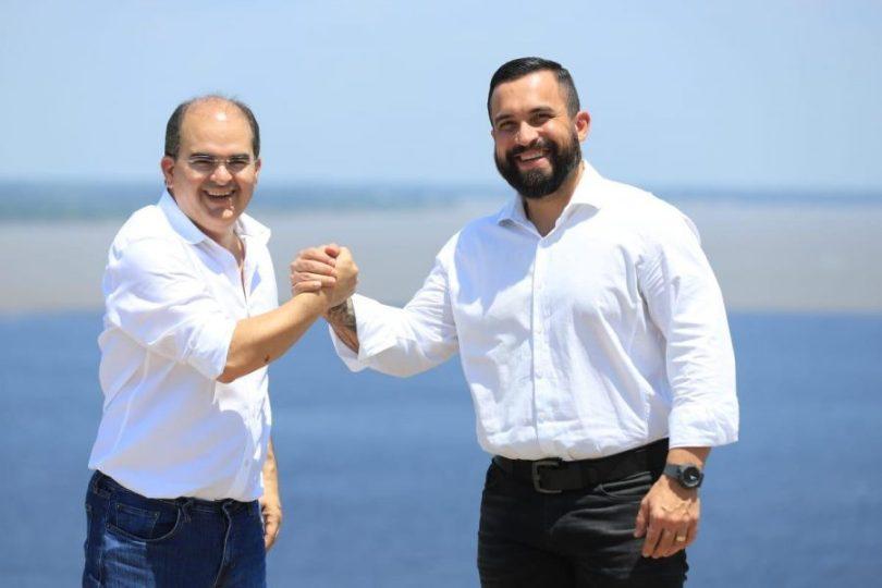 Eleições 2020 Ricardo Nicolau George Lins | Foto: Leandro Castro