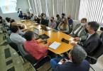 Transição David Almeida Prefeitura de Manaus | Foto: SEMCOM
