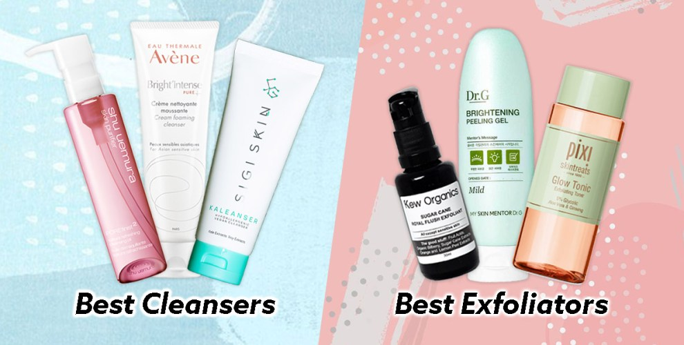 beauty awards 2019 cleansers exfoliators
