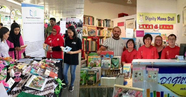 7 Places To Donate Books In Singapore To Benefit Migrant Workers And Needy Students