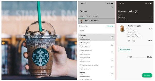 You Can Now Order Drinks From Your Starbucks App To Skip The Queue
