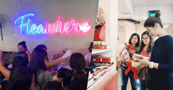 10 Thrift Shops In Singapore For Secondhand Shopping Both Online and Offline