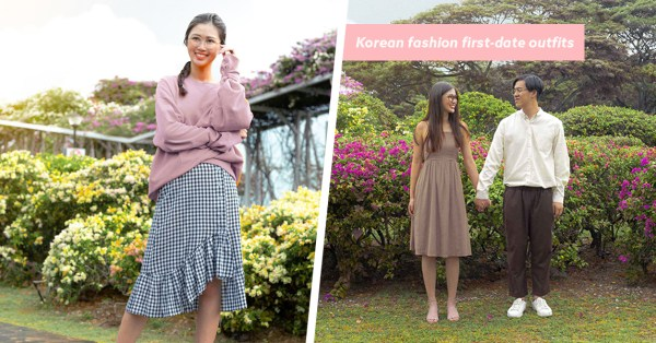 6 Simple Ways To Tweak Your First-Date Outfits To Korean Fashion Levels