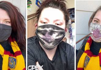 harry potter mask