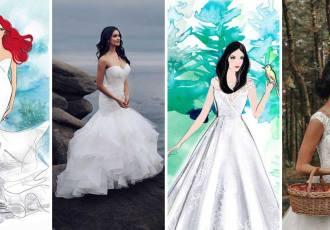 disney wedding dresses (1)