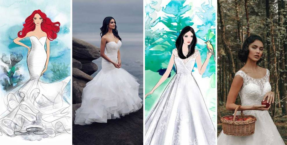 disney wedding dresses (1)