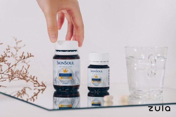 skinsoul crystaline capsules