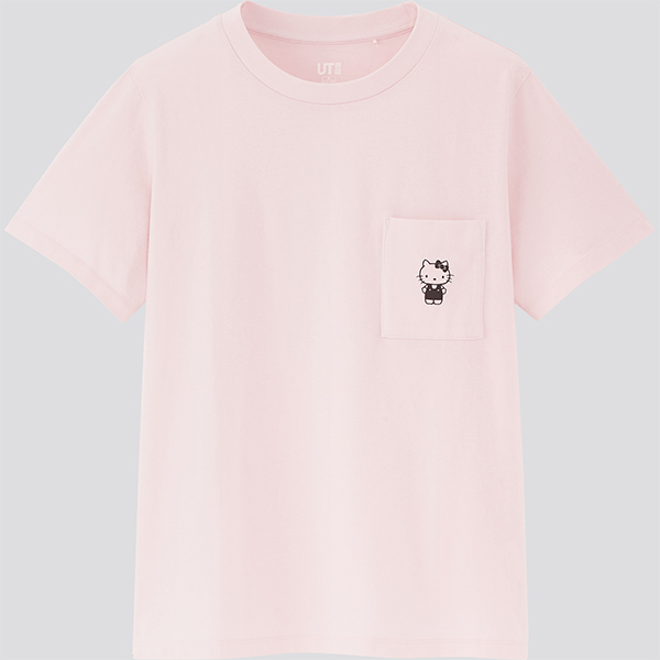 uniqlo-sanrio-ut-hello-kitty-pink-front