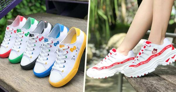 Skechers x Hello Kitty Is Super Kawaii & You Can Cop The Collection Already